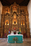 Church in Remedios, Cuba Stock Photography