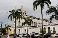 Church Remedios in Sao Luis do Maranhao Brazil Royalty Free Stock Photo