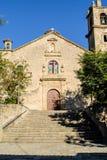 Church of the renaissance Royalty Free Stock Photo
