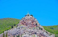 The Church of the Resurrection of Christ. Church On The Rock stock photos