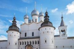 Church of Resurrection of Christ, Rostov Kremlin Royalty Free Stock Images