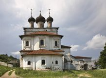 Church of the Resurrection in Gorokhovets. Vladimir Oblast. Russia Stock Image