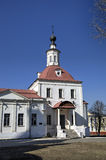 Church of the Resurrection in Kolomna Royalty Free Stock Image