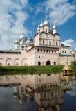 Church of the Resurrection in Rostov Kremlin Stock Photography