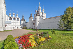 Church of the Resurrection in Rostov Kremlin Royalty Free Stock Photos
