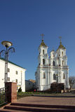Church Of The Resurrection In Vitebsk, Belarus Stock Photo