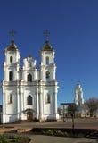 Church Of The Resurrection In Vitebsk, Belarus Stock Photography
