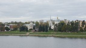 Church of the Resurrection, that the Volga. Royalty Free Stock Image