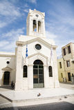 Church, Rethymno, Crete Royalty Free Stock Photo
