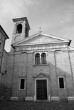 Church in Rimini Royalty Free Stock Photography