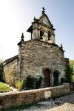 Church of Rio de Onor Royalty Free Stock Photography