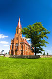 Church of Rise of Maiden Maria Stock Photography
