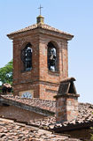 Church of Rivalta. Emilia-Romagna. Italy. Royalty Free Stock Images