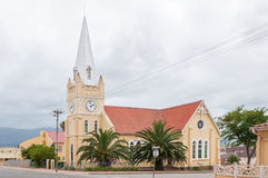 Church, Riversdale, South Africa Royalty Free Stock Image