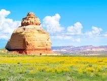 Church Rock Royalty Free Stock Photo