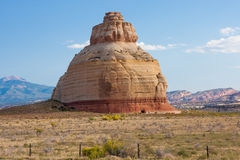 Church Rock, Utah Royalty Free Stock Photo