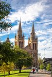 Church in Roman Catholicism. In Sydney Australia stock photography