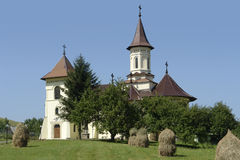 Church in Romania Royalty Free Stock Images