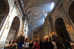 Church, Rome stock photography
