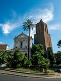 Church in Rome Royalty Free Stock Image