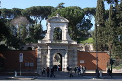 Church Rome Royalty Free Stock Images