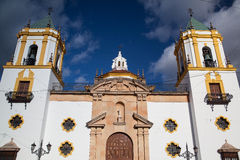 Church in Ronda Stock Images