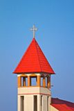 Church roof Royalty Free Stock Image