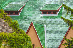 Church roof Stock Photography
