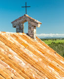 Church roof. royalty free stock image