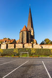 Church in Rostock Royalty Free Stock Photos