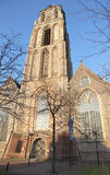 Church in the Rotterdam, Netherlands Royalty Free Stock Image
