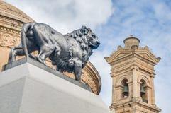 Church Rotunda of Mosta, Malta Stock Photos