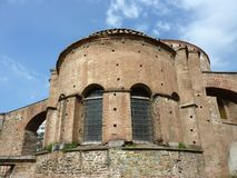 Church of the Rotunda in Salonica, Greece Royalty Free Stock Image