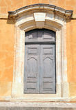Church in Roussillon Stock Photo