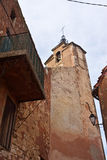 Church in Roussillon Royalty Free Stock Images