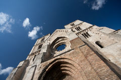 Church ruin Royalty Free Stock Photos