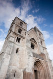 Church ruin Stock Image