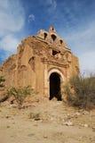 Church ruins Stock Photo