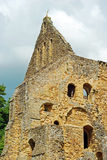 Church ruins Battle Abbey, Battle,East Sussex, Eng Stock Photography