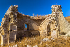 Church Ruins Stock Image