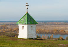 Church, Russia. Stock Images