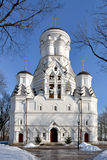 Church in Russia Stock Photo