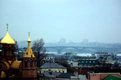 Church in Russia Stock Image