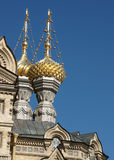 Church, Russia, St.-Petersburg. The church, is photographed to Russia, St.-Petersburg Stock Image