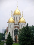 Church. Russia,  Volgograd Stock Image