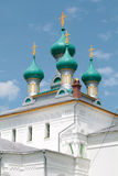 Church in Russian Revival architecture style Royalty Free Stock Images