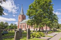 Church in Rya Stock Photos