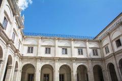 Church of São Vicente of Fora Stock Photos