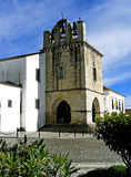 Church of Sé. Church tower of Sé located on Faro, Portugal Stock Photography