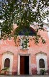 Church of S.Bonaventura on Palatine hill Royalty Free Stock Photography